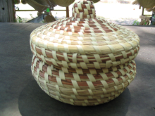 JEWELRY BOX BASKET