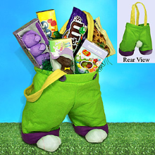 BUNNY PANTS GIFT BASKET
