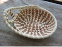 SOAP DISH SWEETGRASS BASKET
