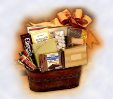 WORLD OF THANKS - KOSHER GIFT BASKET