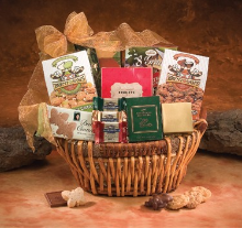 COOKIE CRUNCH  -  KOSHER GIFT BASKET