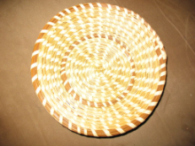 SWEETGRASS BASKET BOWL