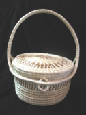 SWEETGRASS BASKET PURSE