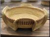 ELEPHANT EAR BASKET
