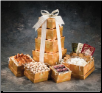 COCOA TOWER  -   KOSHER GIFT BASKET