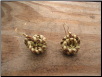 SWEETGRASS BASKET EARRINGS