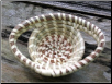 OVAL SWEETGRASS RING BASKET