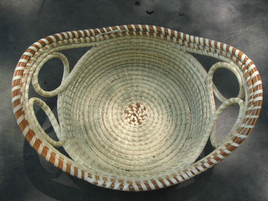 About Sweetgrass Baskets